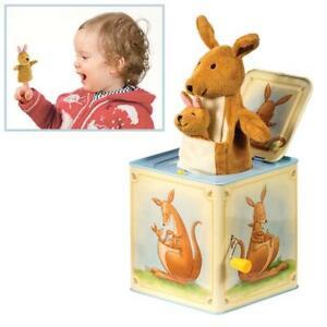 Schylling - Kangaroo Jack In Box