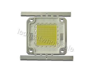 120W High Power Led Module Chip Light White 6000-6500k 30-36VDC 3.6A