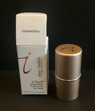 Jane Iredale In Touch Cream Blush ~ CONNECTION ~ New, Free Shipping