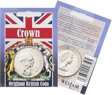 Original Elizabeth II Crown Churchill Coin Pack