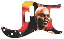 P Bass Precision Pickguard Custom Fender 13 Hole Guitar Pick Guard Zombie 1