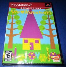 We Love Katamari Sony PlayStation 2 *Factory Sealed! *Free Shipping!