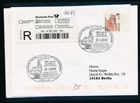 10043) Reco-Brief EF Do-Nominale 51oPF/2,61€ SST Cottbus Einw.Plastik.. 2006