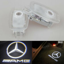 2xGhost LED Door Step Courtesy Shadow Laser Light Mercedes CL 06-12