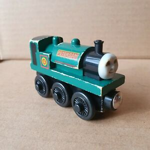 Peter Sam - Thomas Tank Engine & Friends Wooden Train 2000 Brio Compatible