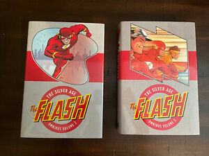 Flash The Silver Age Omnibus Volume 2 and 3 New Hardcover DC Comics