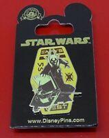 Disney Enamel Pin Badge Star Wars Enfys Nest Character on Card