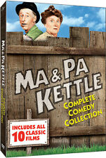 Ma and & Pa Kettle: Complete Film Series DVD Boxed Set Movie Collection NEW!
