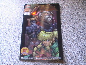 BATTLE CHASERS # 2   DYNAMIC FORCES CHROME COVER