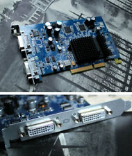 ATI Radeon 9600 PRO _ 128MB (AGP) : 2x DVI … Apple PowerMac G5