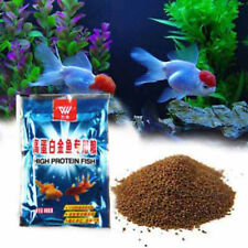 Tropical Floating Fish Native Protein Growth Aquarium Pellets Sink Fish Food YR