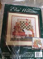 Elsa Williams Needlepoint Kit Grandpa's Toys New Old Stock