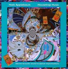 FREE US SH (int'l sh=$0-$3) NEW CD MARK APPLEBAUM: MOUSETRAP MUSIC
