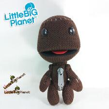 "LittleBigPlanet Sackboy Plush Toy SONY PS3 PSP Character Doll Stuffed Animal 7"""