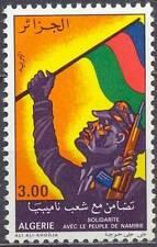 ALGERIE N°662** Solidarité avec le peuple de Namibie.,  1977 ALGERIA, MNH