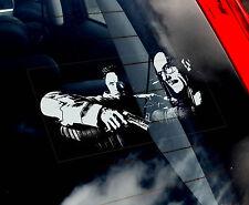 Breaking Bad - Car Sticker - Heisenberg & Jesse - Walter White Sign - TYP4