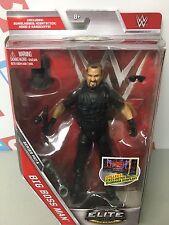 WWE Wrestling Mattel Elite Series 47 Corporate Big Boss Man Figure Flashback