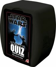 Star Wars 027458 Top TRUMPS Quiz Game.