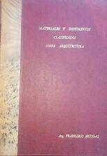 Materiales Documentos Clasificados Sobre Arquitectura Grabados, Pablo Lezama