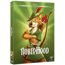 ROBIN HOOD Dvd (Repack 2017)