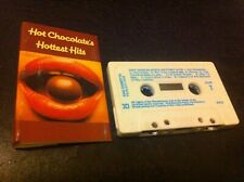 Hot Chocolate's hottest hits Cassette You could have been a lady brother Louie