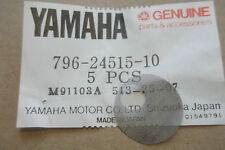 Generatore Yamaha EF1800 EF2600 GENUINE NOS Colino per rubinetto del carburante - # 796-24515-10