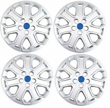 "NEW 2012-2014 Ford FOCUS 16"" Bolt-on Wheelcover Hubcaps SET OF 4"