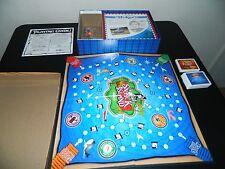 SNACK ISLAND BOARD GAME NEW Box Opened - All Packages Inside UNOPENED Lil Debbie