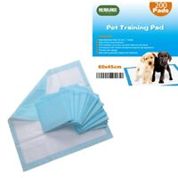 Heritage Heavy Duty 200 X Large Puppy Training Pads Wee Toilet Trainers 60x45cm