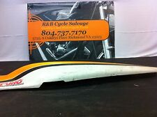 1987 87 Honda CBR600 CBR 600 Left Rear Tail Fairing Cowl Plastic