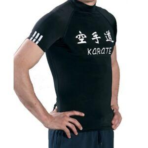 adidas Karate, MMA Rashguard Shirt - 2 Colors!