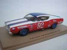 Ford Torino #92 Bobby Our Winner Pikes Peak 1969 1/43 Spark 43PP69 NEW