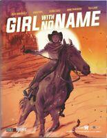 Girl With No Name - Tula Lotay Sky Blue Variant (Legion M) Kickstarter