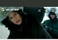 THE LAST SHIP/ERIC DANE/CHANDLER SCREEN WORN WARDROBE JACKET