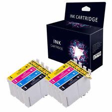 8 Ink cartridges for Epson stylus SX425W S22 SX125 SX130 SX435W SX235W BX305FW