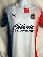 20/21 CLUB DEPORTIVO CHIVAS PLAYERA DE VISITA CLUB CHIVAS JERSEY AWAY 20/21.F/S