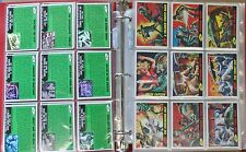 Topps Mars Attacks Card Set #1-98, Comic Book, Official Reprint #1-52