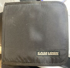 Case Logic Disc Album Sleeves Cd Dvd Blu Ray Lot Bundle 12 Assort Artists & Art