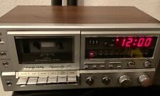 Realistic Chronosette-237 Tape Cassette Player Clock AM/FM Radio, Needs Work