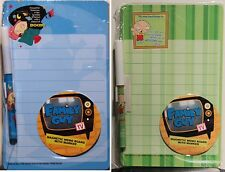2-SET FAMILY GUY MAGNETIC MEMO BOARDS & MARKERS Stewie Griffin TV Show Notes NEW