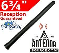 "13/"" Black Stainless AM FM Antenna Mast FITS 2002-2005 Pontiac Montana"