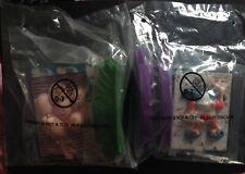 2 X Mr Mime Exeggute Burger King Pokemon Power 3D Card SEALED Save £2 Multi-buy