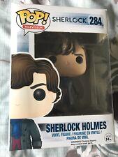 Pop Vinyl 284 - Sherlock - Boxed