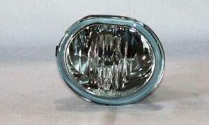 For 2003-2008 Toyota Matrix / Pontiac Vibe Fog Light Lamp PAIR Left & Right Side