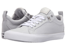 Converse All Star AS Fulton Ox Mens UK 9 EU 44 Mouse Canvas Sneakers Trainers