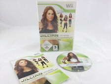 Jillian Michaels Fitness Ultimatum 2009 Nintendo Wii 2009 DVD Box (Wii/155)