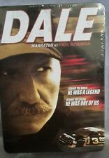 "NEW, Paul Newman Narates ""Dale"" The Legend Of Nascar, Six DVD Collection"