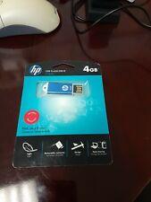 HP v135w 4 GB Retractable USB Flash Drive