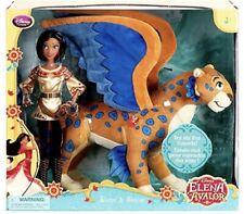 "Disney Store Elena of Avalor with Talking Skylar 12"" Plush Doll, 11 Phrases NIB"