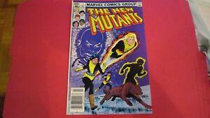 The New Mutants #1 (1983)...Origin of Karma...2nd app.